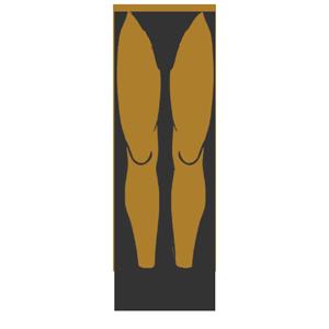 Full Leg Male Waxing Cork